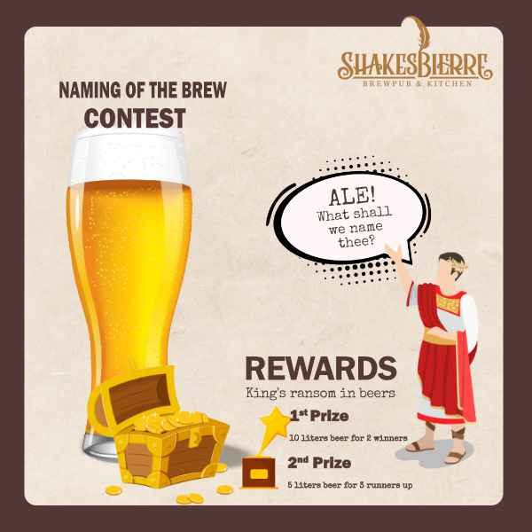 Beer Naming Contest